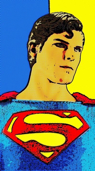 Pop Art, Superman, εκτυπωσεις, εκτυπωση, εργα, εργο, ζωγραφικη, καμβας, μοντερνα, μοντερνο, μοντερνοι, πινακας, πινακες, πινακες σε καμβα