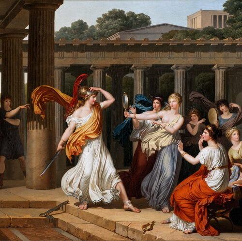 Μυθολογία-Αρχαία Ελλάδα